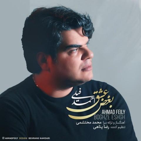 دانلود موزیک جدید احمد فیلی بغض عشق