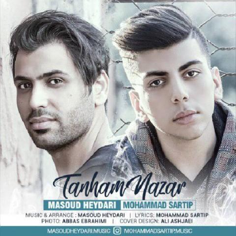 دانلود موزیک جدید محمد سرتیب و مسعود حیدری تنهام نزار