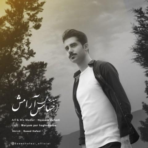 دانلود موزیک جدید سعید حافظی احساس آرامش