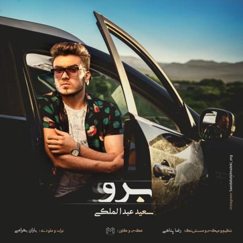 دانلود موزیک جدید سعید عبدالملکی برو