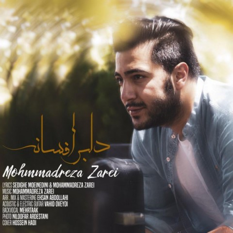 دانلود موزیک جدید محمدرضا زارعی دلبر افسانه
