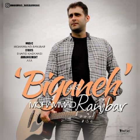 دانلود موزیک جدید محمد رنجبر بیگانه