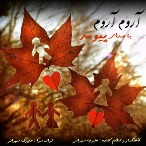 دانلود موزیک جدید پیوند آروم آروم