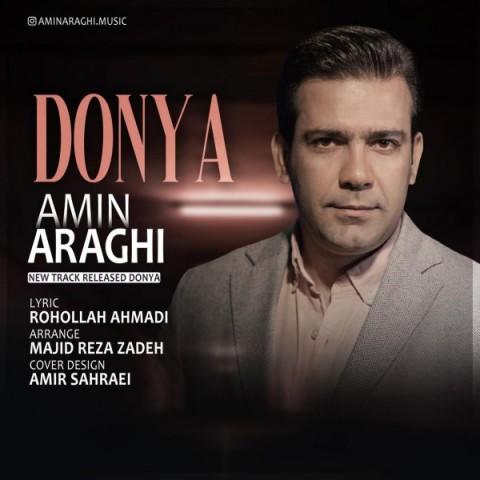 دانلود موزیک جدید امین عراقی دنیا
