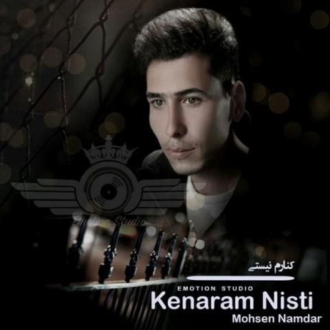 دانلود موزیک جدید محسن نامدار کنارم نیستی