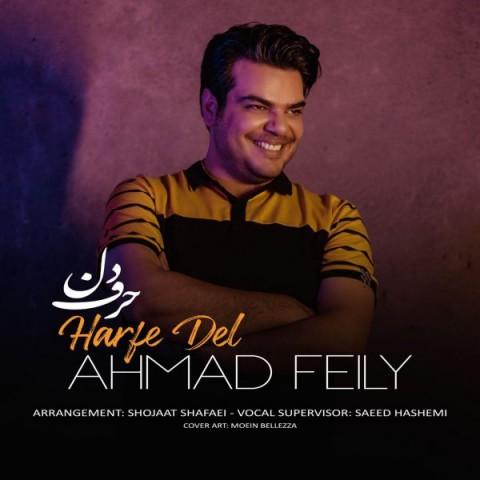 دانلود موزیک جدید احمد فیلی حرف دل