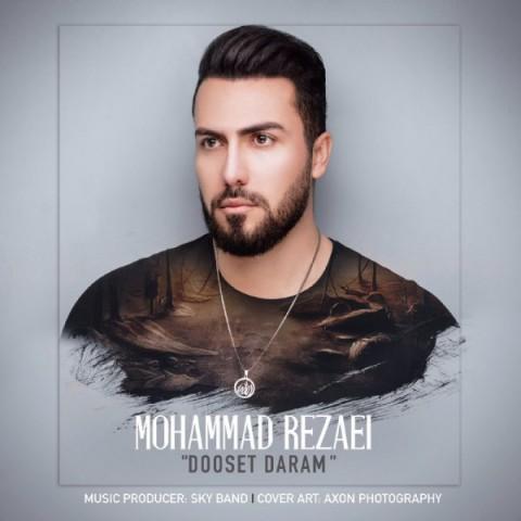 دانلود موزیک جدید محمد رضایى دوست دارم
