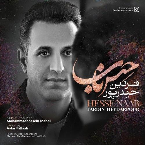 دانلود موزیک جدید فردین حیدرپور حس ناب